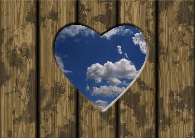 door-boards-love-clouds-luck-heart-abstract_121-66462